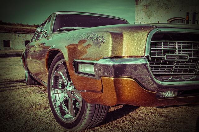 starý Ford